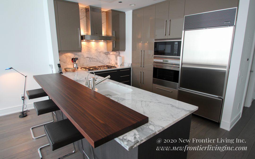 Kitchen: 2013-Snaidero-Black&White-TrumpTower