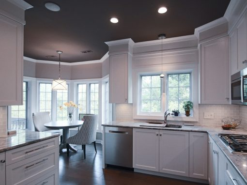 Kitchen: 2015-Custom-White Traditional
