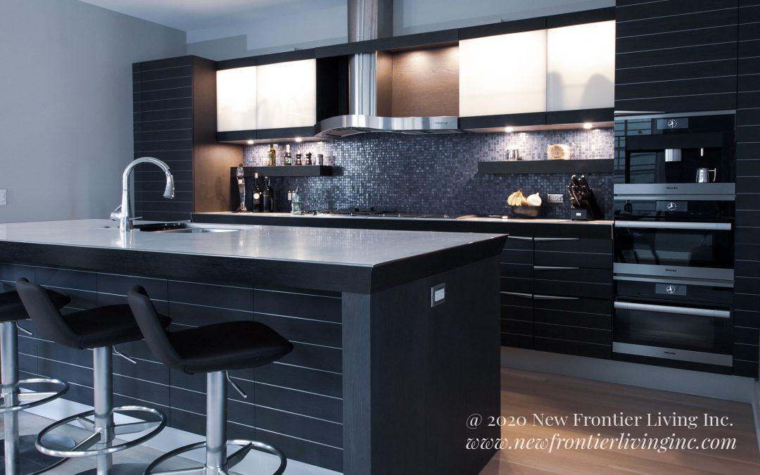 Kitchen: 2016-Snaidero-Black Pearl