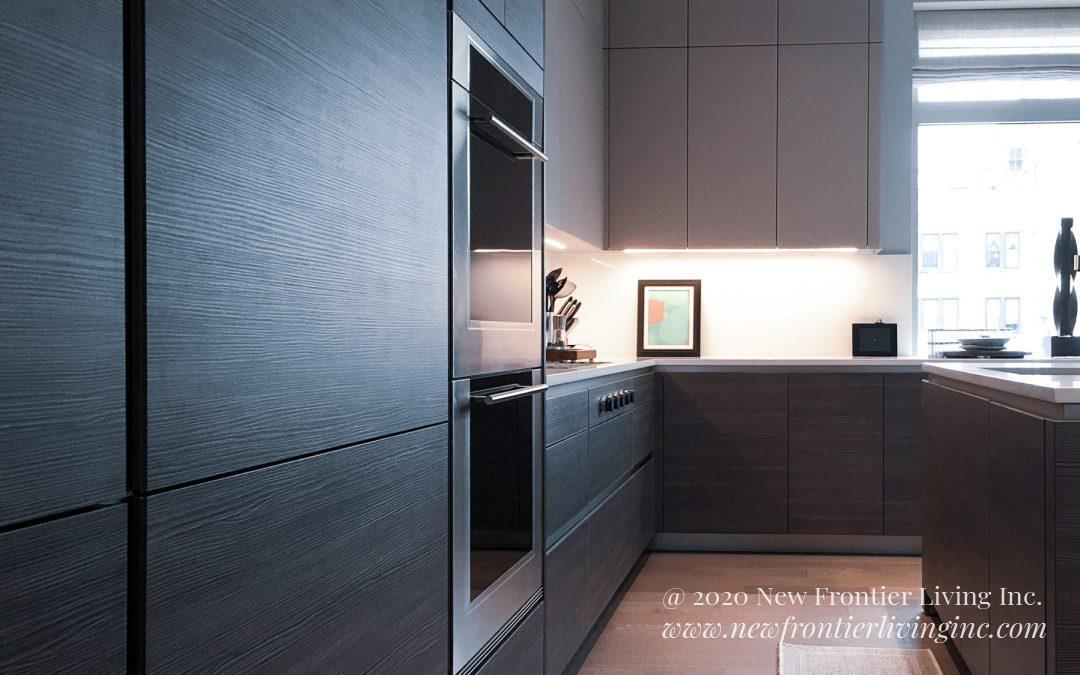 Kitchen: 2017-Snaidero-DarkGray