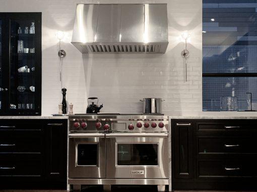 Kitchen: 2019-Snaidero-Showroom-Black