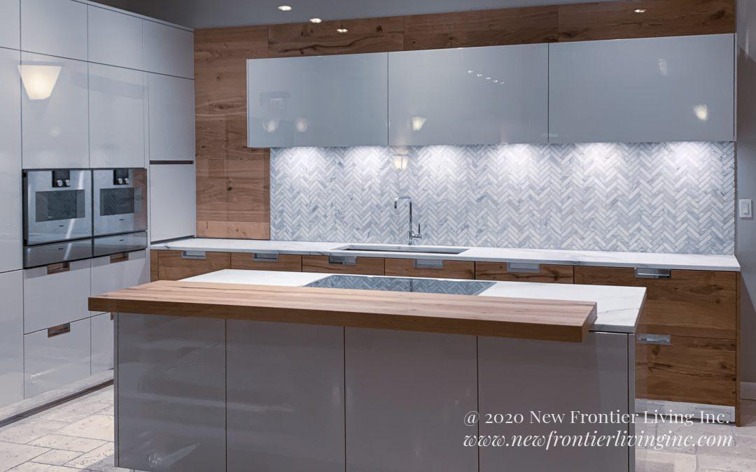 Kitchen: 2019-Snaidero-White&Wood