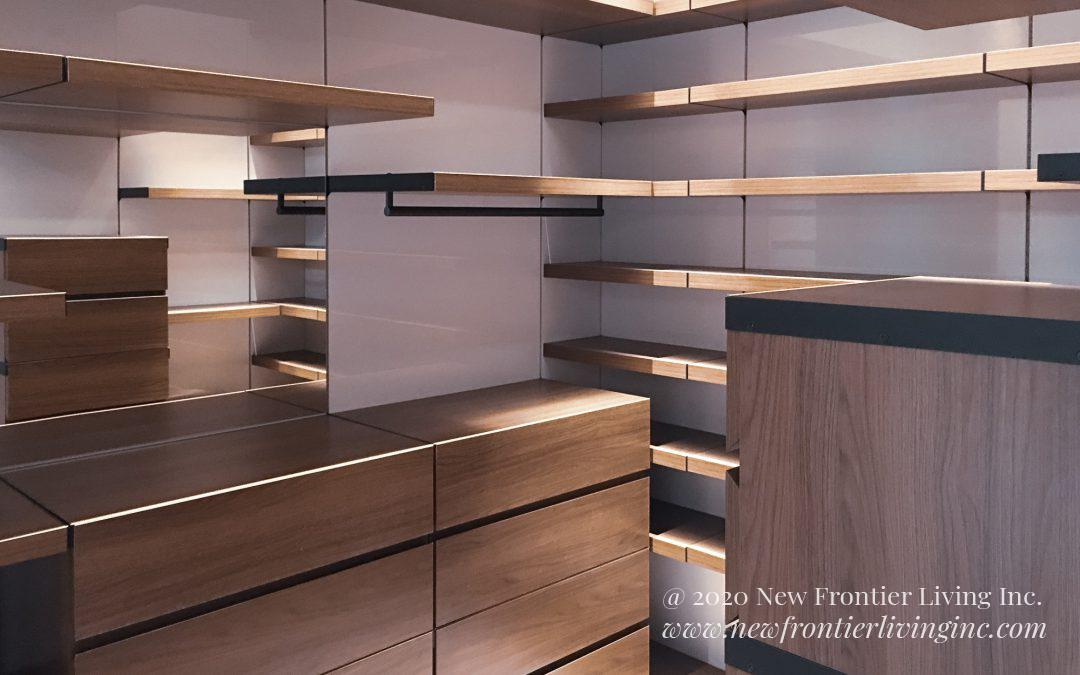 Custom Cabinetry: Closets