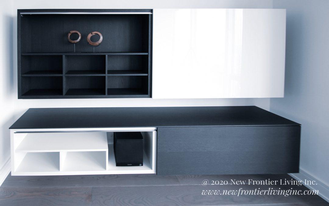 Custom Cabinetry: Entertainment Units